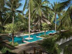 Thailand resort.