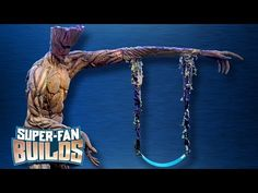How They Built That Amazing Groot Swing For a Guardians Super Fan Awe Me, Groot Guardians, Prop Maker, Cosplay Diy, Rainbow Loom, Geek Out, Mold Making, New Shows, Guardians Of The Galaxy