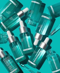 The newest launch from Dermalogica is one of our ✨ Soothe acne and brighten skin with the new AGE Bright Clearing Serum. Plus, the bottle is a cute lookfantastic teal 💙 Vitamin C, Serum, Anti Aging, Skin Care Routine 30s, Moisturizer For Dry Skin, Homemade Moisturizer, Stress, Bright Skin, Dermalogica