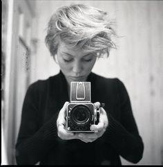 Love her hair. Photo by Anna Donlan.