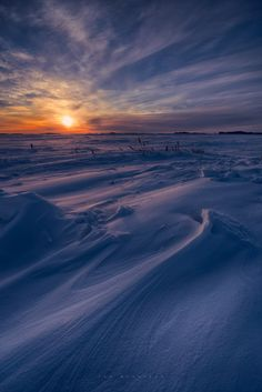 Frozen Beauty - The beauty of the frozen landscape at dawn. Website | Facebook | Instagram