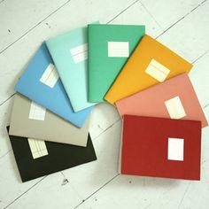 mini note set by paperways