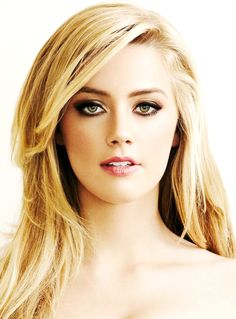 the 3rd most perfect human on the planet. Amber Heard.