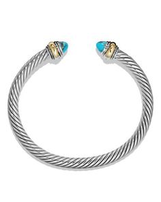 david yurman turquoise cable bracelet