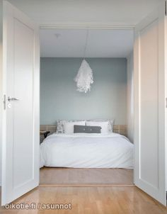 Myytävät asunnot, Ahterikatu 2 A, Turku #oikotieasunnot #makuuhuone #bedroom