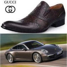 Carrera 911 and the shoe TGT