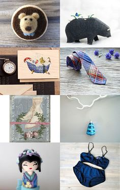 Charming details by Silvia Paparella on Etsy--Pinned with TreasuryPin.com
