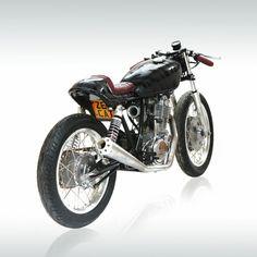 CMBL Yamaha SR500 'ZedCat' | Bike EXIF