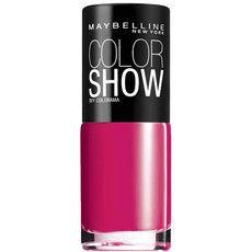 vernis ongles color show 333 park avenue pink 7 ml gemey - Vernis Color Show