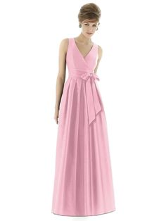 Alfred Sung Style D667 http://www.dessy.com/dresses/bridesmaid/d667/