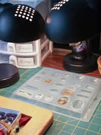 Resin Jewelry how to