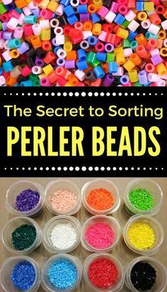Perler Bead sorter