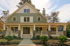 Exteriors Gallery - Tradition Homes