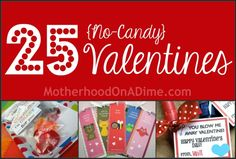 25 Non Candy Valentine Treats for Kids (Parties and Classroom Ideas)