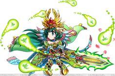 聖翠神姫リディス