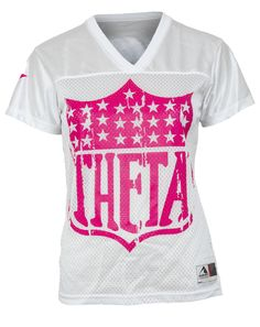 flag football intramural shirt!