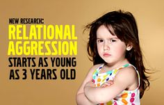 Adult Relational Aggression