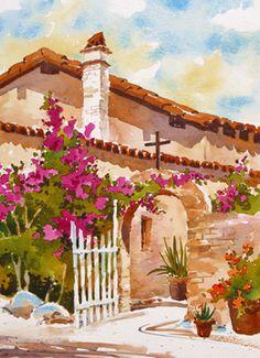 Kristina Jurick    Watercolor