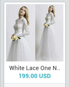 Wedding Dress...  luulla.com