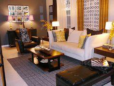 Creative Ways to Display Art : Decorating : Home & Garden Television