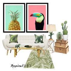 """Senza titolo #5249"" by waikiki24 ❤ liked on Polyvore featuring interior, interiors, interior design, home, home decor, interior decorating, Oriental Weavers, Pacific Coast, Skultuna and Dot & Bo"