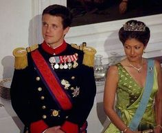 Princess Alexandra wore this tiara for the dinner during the Japanese State Visit in June 1998.