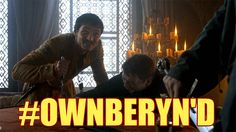 You just got Martold - Oberyn is the best! Go House Martell!