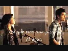 Joe Jonas & Demi Lovato - Make A Wave (Traducido en español) -Official M...