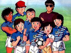 Capitan Tsubasa ( by Yōichi Takahashi ) Captain Tsubasa, Ninja Turtles Art, Teenage Mutant Ninja Turtles, Old Anime, Anime Boys, Star Wars, Girls World, Hetalia, Cartoon Network