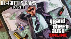 GTA 5: Ill Gotten Gains-Update am Mittwoch