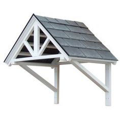 Porch Roof Bracket Support Porch Kit Flat Roof Porch