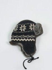 Howlin' by Morrison trapper hat, menswear trend