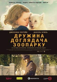 The Zookeeper's Wife 2017 full Movie HD Free Download DVDrip