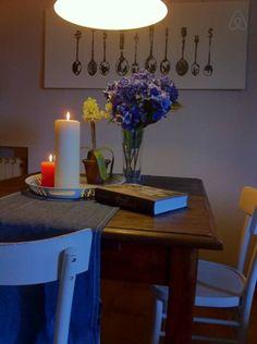 "tavolo. ""A casa di nonna Fedora"" Lucca Holiday"