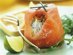 Scottish Salmon Producers' Organisation :: Recipes