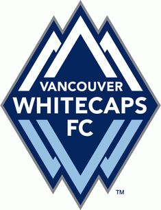 Vancouver Whitecaps FC Primary Logo on Chris Creamer's Sports Logos Page - SportsLogos. A virtual museum of sports logos, uniforms and historical items. Vancouver Whitecaps Fc, Vancouver Canucks, Mls Soccer, Soccer Logo, Soccer Shirts, San Jose, Fifa, Canada Soccer, Embroidery Designs