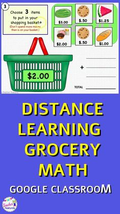 Make distance learning fun