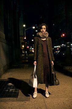 On the Street….West Twelfth St., New York | The Sartorialist | Bloglovin'