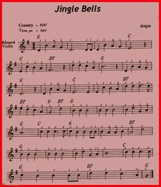 Kliknij aby przejść do następnego Piano Man, Jingle Bells, Sheet Music, Xmas, Songs, Yule, Music Score, Christmas Movies, Christmas