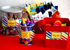 Arts & Crafts Birthday Party Ideas | Photo 1 of 22 | Catch My Party