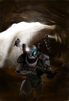 Republic Commando- Prologue by DookieAdz.deviantart.com on @deviantART