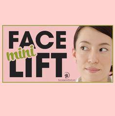Click Here And Learn The 5 MINUTE Mini Face Lift With Fumiko Tataktsu