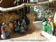 """St Avé - Vannes - Morbihan 56 - Bretagne - France  ♦ WebCV de Valérie : Bonjour et Bienvenue sur mon """"Site/Blog"""" CV ! Mon CV = (( http://cominternet-valerie.blogspot.fr )) #NOEL #CRECHE #CRECHENOEL #FETESNOEL #Noël #Crèche"""