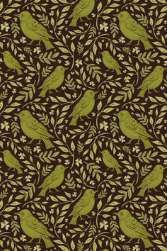 Songbirds and Floral vintage vector patterns. A collection have united a lot of detailed elements: birdies, butterflies, dragonflies, wildflowers, leaves, berries, acorns and branches. All birds are superbly detailed and painted with great love. #pinata #pinata_foundry #pinatafoundry #patterns #graphic_design #graphic #vector #vector_graphic #illustration #vector_illustration #background_illustration #seamless #seamless_patterns #wallpapers #floral_patterns #birds #birds_illustration
