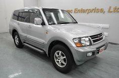 Japanese vehicles to the world: 2002 Mitsubishi Pajero Exceed 4WD for Uganda up to...