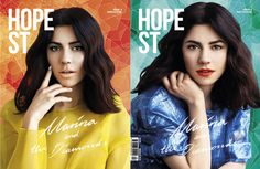 Marina and the Diamonds for HOPE ST magazine