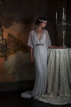 Desdemona Gown | Eliza Jane Howell