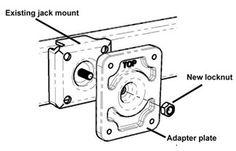 tie down engineering eliminator torsion axle