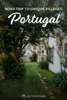 The best way to see Portugal is by car! This road trip guide starts from Lisbon, then Obidos, historical villages including Monsanto and Piodao, the gorgeous Douro Valley, and ending in Porto. You'll discover many beautiful landscapes and hidden corners of the country. Explore this wonderful road trip itinerary for Portugal! #europe #roadtrip #portugal #travelguide #familytrip #historicalvillages #europetrips Portugal Porto, Portugal Travel, Spain Travel, Road Trip Europe, Europe Travel Guide, Travel Destinations, Weekend Vacations, Weekend Trips, Day Trips From Lisbon