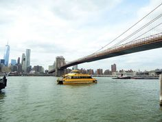 >NYC travel guide: Brocklyn Heights & Dumbo<